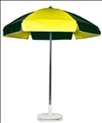 FOREST & YELLOW CART UMBRELLA