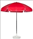 RED CART UMBRELLA