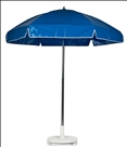 ROYAL BLUE CART UMBRELLA