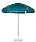 TEAL CART UMBRELLA