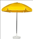 YELLOW CART UMBRELLA